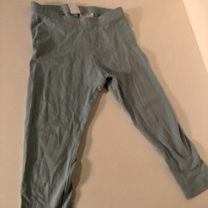 ** 8 For $25 ** H&M Light Green Girls Pants 2-3Y